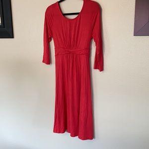 MOTHERHOOD | maternity dress M